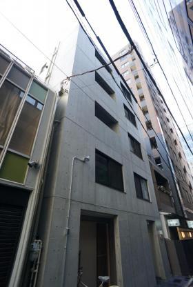 桜ヒルズ日本橋浜町ビルの外観写真