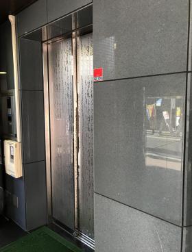バトン・ド・ルージュ早稲田ビルの内装