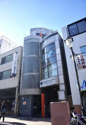 バトン・ド・ルージュ早稲田ビルの外観写真
