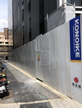 S-GATE日本橋本町ビルの内装