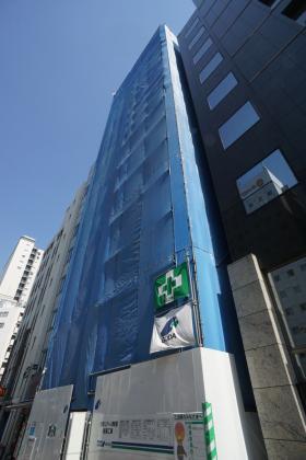 リバーレ東新宿ビルの外観写真