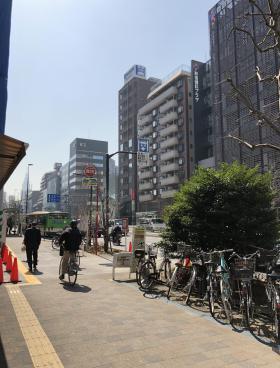 リバーレ東新宿ビルの内装