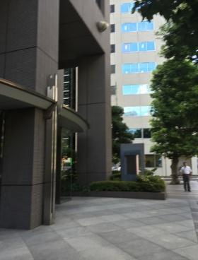 芝二丁目ビルの内装