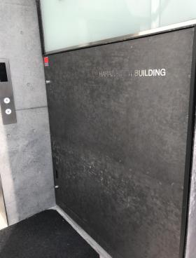 原宿TWビルの内装