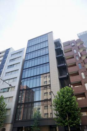 ミレーネ神田PREXビルの外観写真