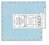 田町ステーションタワーN 4F 863.37坪(2854.11m<sup>2</sup>) 図面
