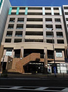アーバンパレス池尻店舗ビルの外観写真