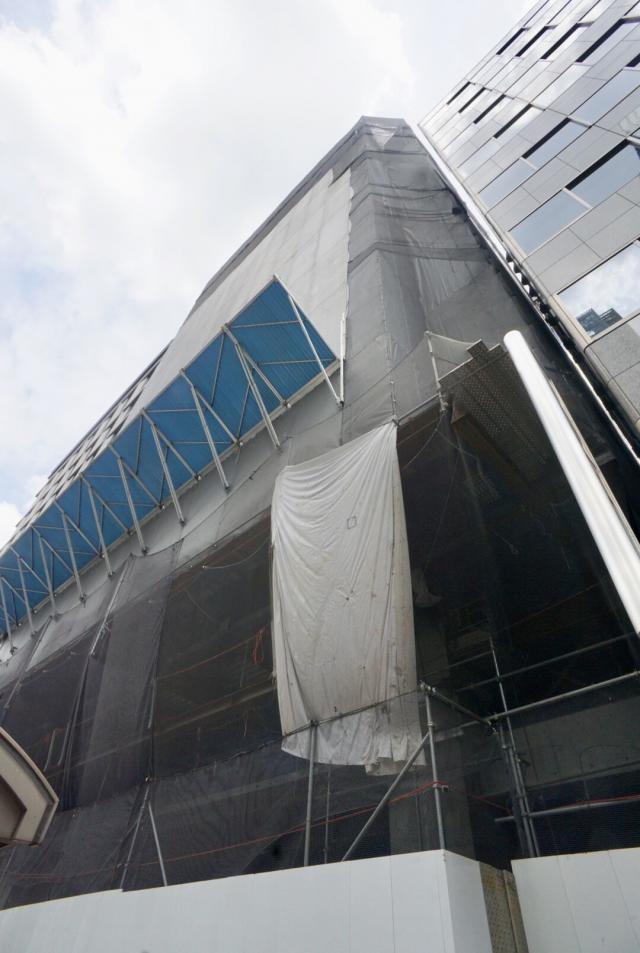 日本生命日本橋ビル 3F 202.58坪(669.68m<sup>2</sup>)のエントランス