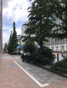 日本生命日本橋ビルの内装