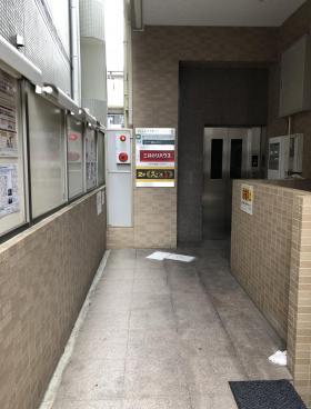 VILLA久が原ステーションビルの内装
