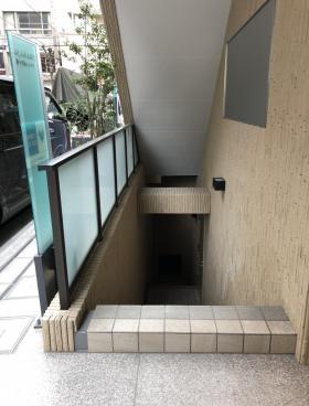 ラベイユ麻布十番ビルの内装