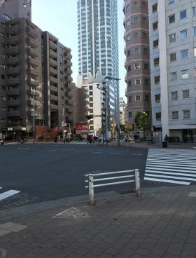 仮称)西新宿PINE NEEDLEの内装