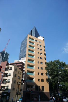 仮称)西新宿PINE NEEDLEの外観写真