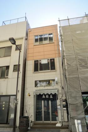 浅草橋一丁目ビルの外観写真