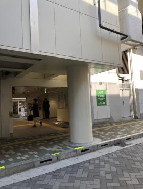 浅草橋一丁目ビルの内装