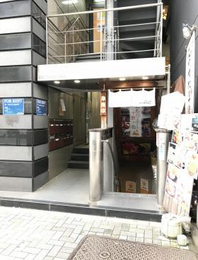 千代田21ビルのエントランス