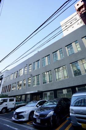 THE BASE 麹町ビルの外観写真
