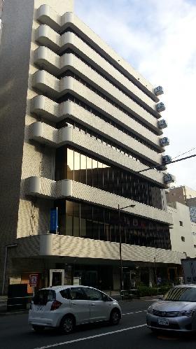 日本教育会館の外観写真