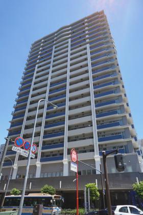 グローリオタワー横浜元町の外観写真