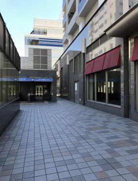 グローリオタワー横浜元町のエントランス