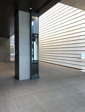 エグゼクティブセンター神宮前タワービルディングビルの内装