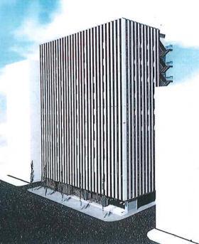 仮称)出版クラブ〈旧(仮称)神保町132〉ビルの外観写真