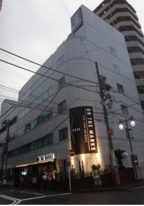 オンザマークス川崎ビルの外観写真