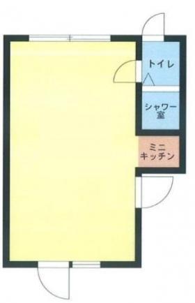 アミハルビル:基準階図面