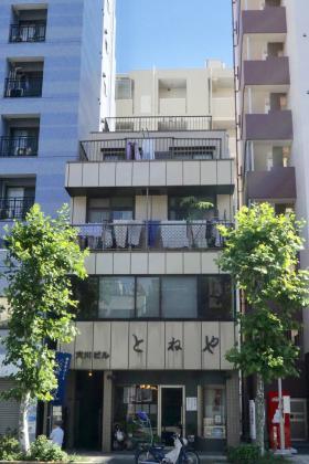 大川ビルの外観写真