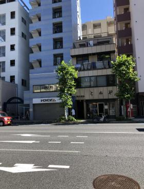 大川ビルの内装