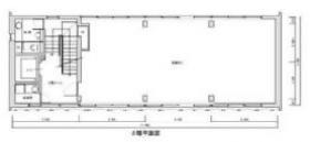 丸栄・慶雲館ビル:基準階図面