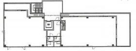 FAVEUR MINAMIAOYAMAビル:基準階図面