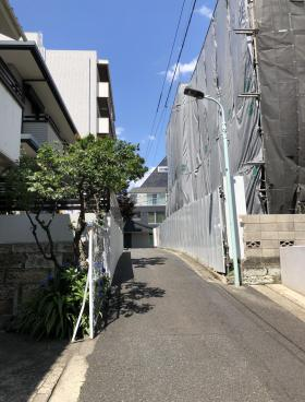 FAVEUR MINAMIAOYAMAビルの内装