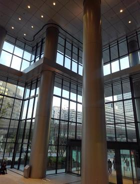 大手町プレイスイーストタワー の内装