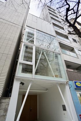 八丁堀 櫻庵ビルの外観写真