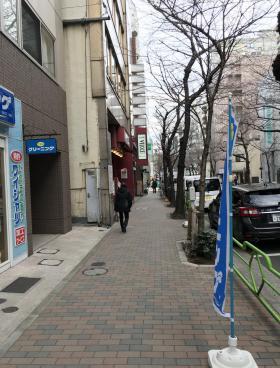 八丁堀 櫻庵ビルの内装