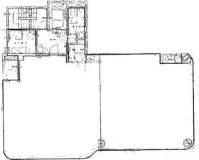 トゥーラント88ビル:基準階図面