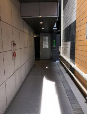九段下東急真サクラビルの内装