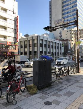 三田石田ビルの内装