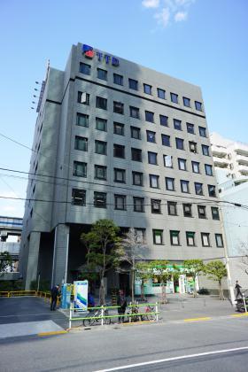 TTDビルの外観写真