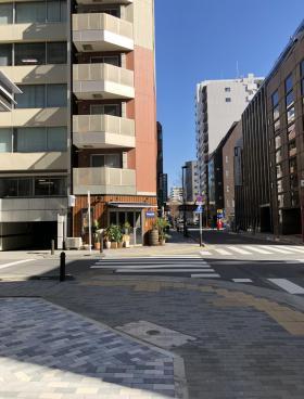 サイプレス日本橋本町の内装
