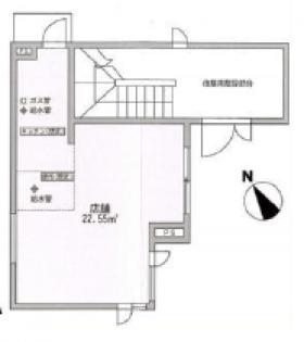 仮称)NTビル:基準階図面