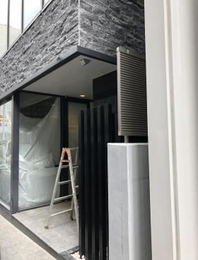 ACN渋谷ビルのエントランス