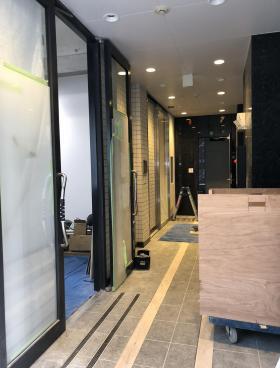 ACN渋谷ビルの内装
