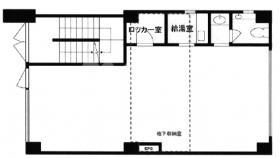 K's HOUSEビル:基準階図面