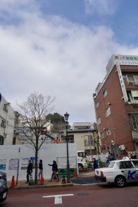 Barbizon86ビルの外観写真