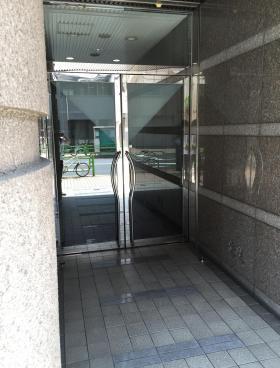 堀川ビルの内装