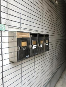 中野ハイツビルの内装