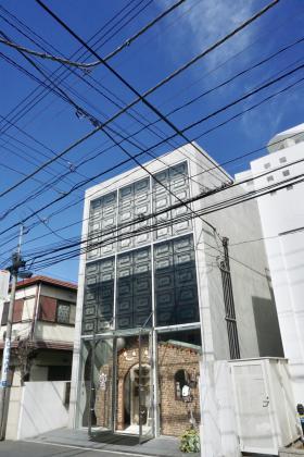 北青山プロジェクトビルの外観写真