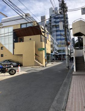 北青山プロジェクトビルの内装
